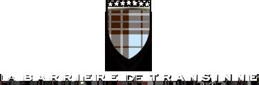 logo de Barrière de Transinne