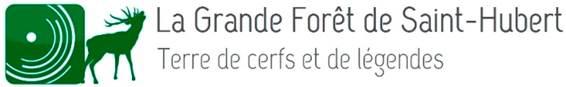 logo de la grande foret saint-hubert